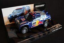 Minichamps VW Race Touareg 2005 1:43 #307 Saby / Périn Dakar Rally