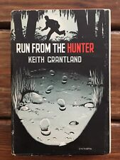 Run From The Hunter Keith Grantland (Charles Beaumont) UK Boardman HC 1959