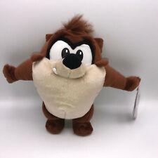 "Baby Looney Tunes Taz Tasmanian 9"" Plush Stuffed Animal Fisher Price 2002 NEW"