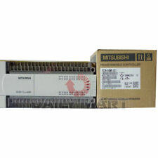 New MITSUBISHI Melsec FX2N-64MR-001 PLC 32 Points Input, 32 Points Relay Output