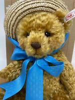 Steiff Cherished Teddies Enesco Daisy Bear 665905 Mohair 12.99 inches (33cm) NEW