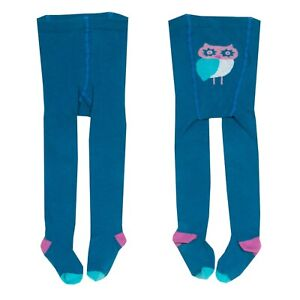 BNWT! Organic Cotton Baby Owl Tights. Perfect to keep little legs warm!
