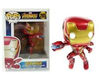 Avengers Infinity War Iron Man Pop! Funko Vinyl Figure Marvel bobble-head n° 285