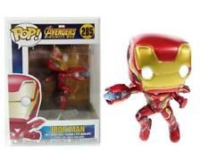 Funko Pop Vinile Marvel Avengers Infinity guerra Iron Man #285 Collezionabile
