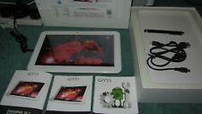 CNM 16GB White TouchPad/Tablet 10.1, Dual Core