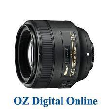 New Nikon AF-S Nikkor 85mm f/1.8G Lens 85 mm F1.8G 1 Yr Au Wty