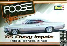 Revell Monogram 1:25 '65 Chevy Impala Foose Design Custom Car Model Kit