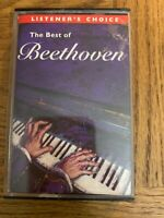 The Best Of Beethoven Cassette