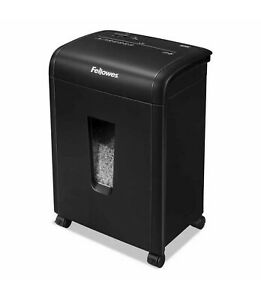 Fellowes® Powershred 62MC Micro-Cut Shredder, 10 Sheet Capacity 043859679508