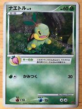 Turtwig Pokemon Holo 2007 Fan Club 2000 EXP Points Promo Japanese 001/PPP EX
