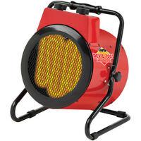 Clarke Devil 7003 3KW Electric Fan Heater Office Home Warehouse Industrial 3000W