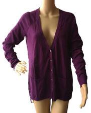 Armani Exchange women's purple cardigan size M