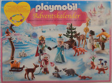 NEU: Playmobil Adventskalender 9008 Eislaufprinzessin im Schlosspark
