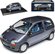 NOREV Renault Twingo 1995 Echelle 1:18 Voiture Miniature - Meteor Gray (185298)