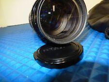 Sigma 70-210mm f4.5 manual focus MD for Minolta Cameras Excellent Condition