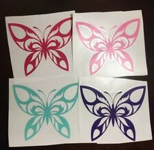 Butterfly Decal Great For RTIC YETI tumblers And Car Windows.