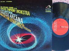 Jean Martinon Varese: Arcana Martin ORIG US LP RCA Red Seal LSC2914