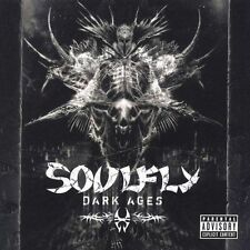 Dark Ages [PA] by Soulfly (CD, Oct-2005, Roadrunner Records)