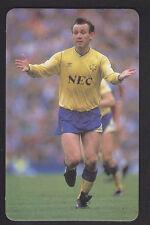 Fax Pax - Football Stars 1989 - Peter Reid - Everton