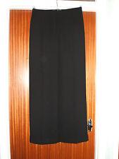 Black Ladies Trousers Size 10