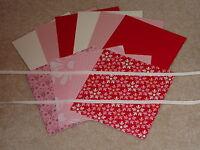 STAMPIN UP SENDING LOVE SPECIALTY CARD KIT RIBBON *6* BRAND NEW 2013