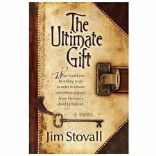 THE ULTIMATE GIFT by Jim Stovall FREE SHIPPING paperback book 1 christian series