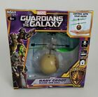 Baby Groot Drone Flying UFO Ball Guardians Galaxy Motion Sensor Kids Hover Toy