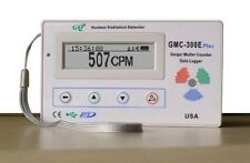 GQ GMC-300E-Plus Digital Geiger Counter Nulcear Radiation Detector Monitor Meter