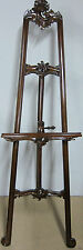 Easel French Style Solid Mahogany