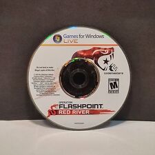 Operation Flashpoint: Red River (PC, 2011) DISC ONLY #7252