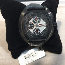 OROLOGIO D&G HIGH SECURITY BLACK MAN WATCH UOMO