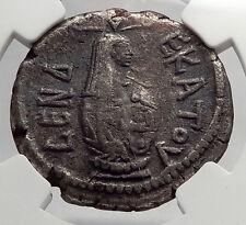 HADRIAN 126AD Alexandria Egypt Ancient Roman Tetradrachm OSIRIS Coin NGC i62345