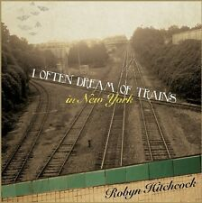 Robyn Hitchcock - I Often Dream of Trains in New York [New CD] With DVD, Digipac