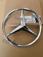 MERCEDES-BENZ MB E CLASS 16+ W213 RADIATOR Front GRILL STAR BADGE EMBLEM Chrome