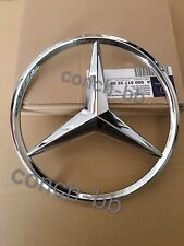 MERCEDES-BENZ MB E CLASS 16+ W213 RADIATOR Front GRILL STAR BADGE EMBLEM Chrome