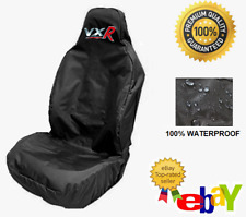 VXR RED LOGO - Car Seat Cover Protector x1 - Fits Vauxhall Gtc VXR