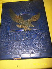 """** TENNESSEE POLYTECHNIC INSTITUTE 1940 ANNUAL YEARBOOK COOKEVILLE TN """"THE EAGLE"""