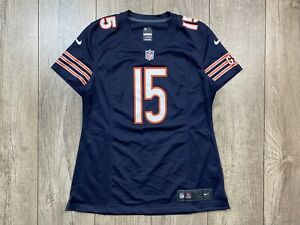 Nike NFL Brandon Marshall #15 Chicago Bears Jersey Women's Size M