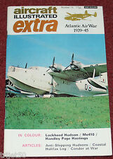 Aircraft Illustrated Extra 14 Atlantic Air War 1939-45 Hudson,Fw200,Halifax
