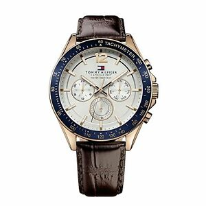 Tommy Hilfiger 1791118 Men's Luke Wristwatch