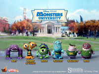 Hot Toys SS902067 Monsters University 6 Pack Set Cosbaby OFFER