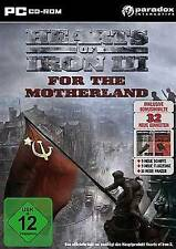 HEARTS OF IRON 3 III FOR THE MOTHERLAND ADDON * NEU