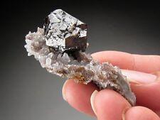 Minerali stupenda sfalerite blenda Minerals Sphalerite and Quartz China Shalerit