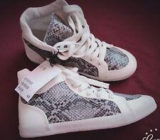 2ee7c2d3c1f6f7 H M Damen-Sneaker mit Schnürung günstig kaufen