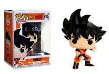 Dragon Ball Z Goku Black Hair Action Pose Pop! Funko Animation Vinyl Figure 615