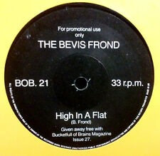 BEVIS FROND high in a flat / DREAM SYNDICATE blind willie mctell D.J. Fuzz Psych