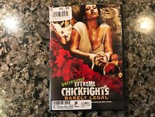 Extreme Chick Fights Barely Legal Dvd! 2007