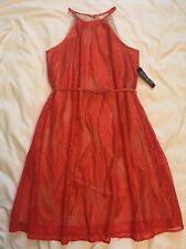NEW YORK AND COMPANY NICE LACE DRESS SIZE M NWT