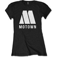 Large Women's Motown T-shirt - Ladies Tee Logo Motots03lb03