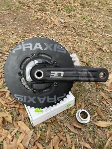 power2max Type S Rotor 3d24 Praxis Aero Rings 52/36 110BCD 172.5